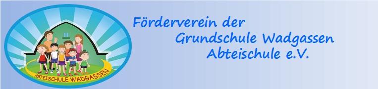 Förderverein der Grundschule Wadgassen Abteischule e.V.